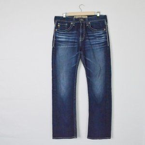 Big Star Jeans Voyager Straight Relaxed Jeans 34